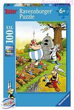 OBELIX AT SCHOOL 10958 NEW RAVENSBURGER PUZZLE 14X19'' ASTERIX 100PCS