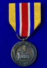 RARE Japanese Japan WW2 Inner Mongolia National Foundation Merit Medal Order