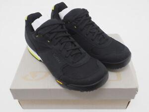 New! Giro Women's Petra VR Mountain Biking Shoes Size 9 US, 41 EU (Black/Green)