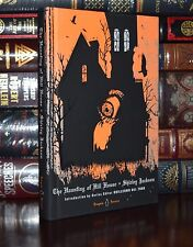 The Haunting of the Hill House by Jackson Brand New Textured Hardcover Gift