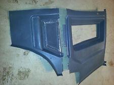 1986 Oldsmobile cutlass brougham T-type rear side interior panels