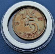 Pays-Bas : 5 Cents Juliana - 1975 - MS65RB (UNC)