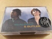 The Sound Of Mcalmont & Butler : Vintage Tape Cassette Album From 1995