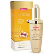 Alpine Silk Anti-Aging Day Serum Manuka Honey 50ml
