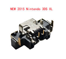 NEW Nintendo 3DS XL 2015 Replacement Power Charger Charging Port Socket Part