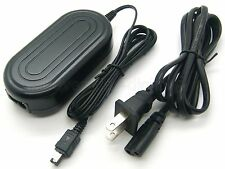 AC Power Supply Adapter For JVC GR-D33 GR-D72U GR-D290U GR-D726U GR-D43 GR-D73U