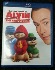 Alvin and the Chipmunks (Blu-ray Disc, 2009)wg