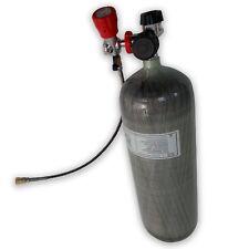 HPA Compressor 9L 30Mpa 4500Psi Breathing Air Bottles Carbon Fiber Tank Mfr 2018