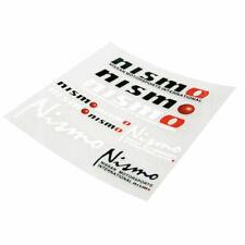 Motorsports Nismo Badge Emblems PVC Sticker Logo Decal Universal For Nissan