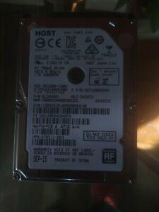 """HGST HTS541010B7E610 1TB 5400 RPM SATA III 6Gbps 2.5"""" Interal Hard DriveHDD"""