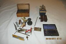 VINTAGE WATCHMAKERS VARIETY WATCH/JEWELERS TOOLS LOT