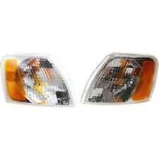 New VW2531105, VW2530105 Cornering Light Set for Volkswagen Passat 1998-2001