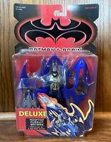 Rooftop Pursuit Batman Vintage Batman & Robin Movie Figure New 1997 Kenner 90s