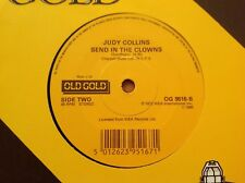 OLD GOLD collection JUDY COLLINS Vinyl 45rpm 7-Single AMAZING GRACE