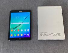 Samsung Galaxy Tab s2 t815 9,7 pollici 32gb [WiFi + LTE 4g] NERO molto bene! z831