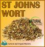 ✅ ST JOHNS WORT - Certified Organic - Hypericum perforatum - Herb / Tea Leaves