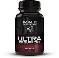 Ultra BP Support: Blood Pressure & Cholesterol Reducing Supplement for Men