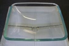 Aviana by Taymor 47-1715TSCC 15mm Square Glass Vessel Sink Crystal Clear