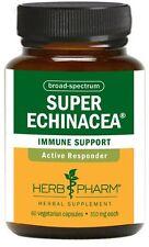 Super Echinacea Capsules, Herb Pharm, 60 capsules
