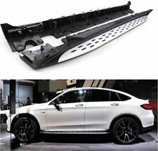 Fit for Mercedes Benz GLC Coupe 2016-2020 C253 Running Board Side Step Nerf Bar