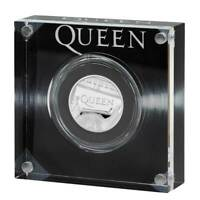 MUSIC LEGENDS: QUEEN 2020 £1 UK 1/2oz proof silver coin