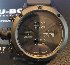 U-Boat Classico Titanium Ceramic 53mm 6201 Chrono Limited Edition #110 of 300