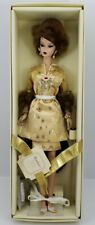 Je Ne Sais Quoi 2008 Silkstone Fashion Model Barbie BFMC #L9598 Gold Label MIB