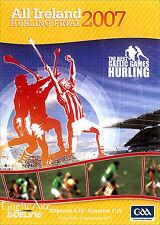 2007 GAA All-Ireland Hurling Final: Kilkenny v Limerick DVD