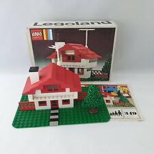 Lego Legoland - 349 Swiss Chalet Building
