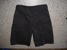 Dickies 13 in (environ 33.02 cm) Multi Poche Travail Industriel Shorts, Noir, 32 W, entièrement NEUF sans étiquette