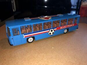 bus miniature Mont Blanc