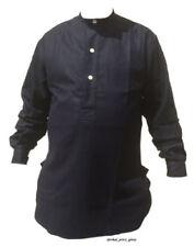 Ropa y complementos vintage color principal azul 100% lana