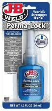 JB J-B Weld 24236 - 36ml Pk Perma-Lock - Medium Strength Threadlocker - T48 Post