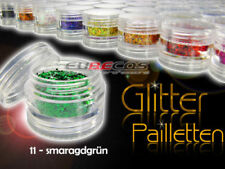 Decorazioni brillantini per unghie glitter