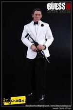 1/6 Blackbox Toys Guess Me Series Spectre 007 Agent James Bond BB9002-W