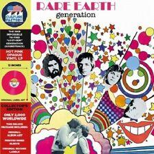 Rare Earth - Generation (Original Soundtrack) [New Vinyl LP] Pink