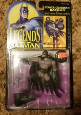 LEGENDS OF BATMAN POWER GUARDIAN  BATMAN 1994 Kenner Unopened figure