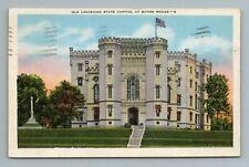 Old State Capitol Baton Rouge LA Postcard