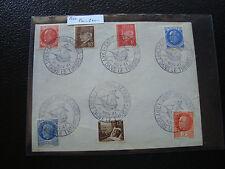 FRANCE - enveloppe 21/11/1941 (cy66) french