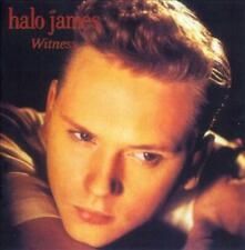 HALO JAMES - WITNESS [SPECIAL EDITION] USED - VERY GOOD CD