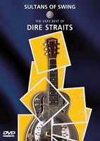 DIRE STRAITS - SULTANS OF SWING : THE BEST OF DVD ~ ALL REGION PAL *NEW*