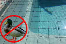 15m x 10m H/Duty Netting - Pool & Pond Cover Net - Keep ducks out of your pool!