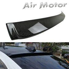 Real Carbon BMW 3-Series E92 2D Coupe A Type Roof Rear Spoiler 328i 335i