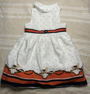 Toddler Janie and Jack Horse Dress 2T NWT