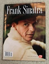 Frank Sinatra His Life in Words and Pictures from Tv Guide 1998 magazine