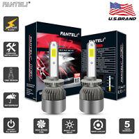FANTELI 880 881 H27 3000K 2100W 315000LM LED Foglight Fog Lights Conversion Kit