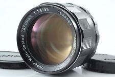 [ MINT ] Pentax SMC Super-Multi-Coated Takumar 85mm F/1.8 Lens M42 From Japan d1