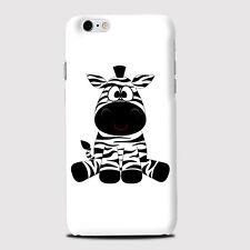 Cute Zebra Cartoon Animal Phone Case Cover