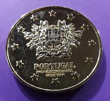 Médaille de table sur l'Europe des 12 (Portugal)