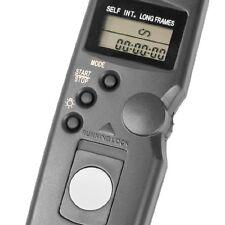 Remote control timer intervalometer for Canon TC-80N3 6D,7D, 5D,50D,40D,30D,D60